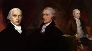 James Madison, John Jay, Alexander Hamilton